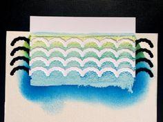 Die Cut Stencils Tutorial - Splitcoaststampers