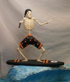 SugarEd Lagniappe: The Surfing Skeleton