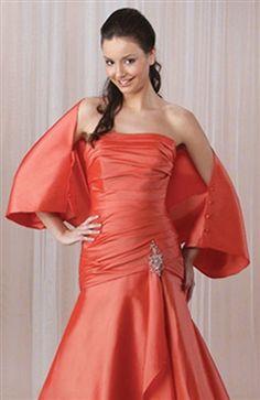 3/4-length Sleeve Taffeta #Bolero & #Shawls Style Code: 06690 $23