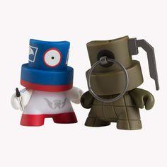 FatCap Series 3 3-Inch | Kidrobot