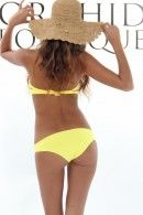 Orchid Label Swimwear 'Breanna Sunflower' Bikini by Orchid Label 2013 | The Orchid Boutique