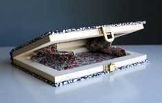 Caught On A Whim: DIY - Nerdy Chic Book Clutch Tutorial