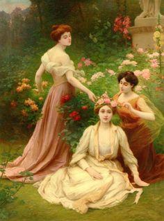 The Crown of Roses - Jules Scalbert