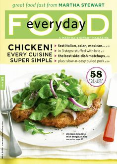 FREE Everyday Food Magazine Subscription