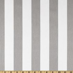 Premier Prints Canopy Stripe Twill Storm