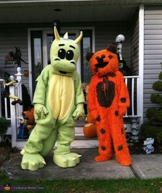 My Dragon - 2012 Halloween Costume Contest