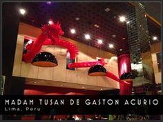 Gaston Acurio's Madam Tusan - MIRAFLORES PERU 2012