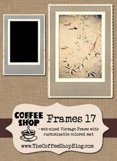 frame 18, vintag frame, vintage frames