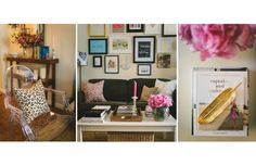 Jacqueline Clair's NYC Studio Tour #theeverygirl