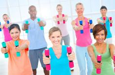 Forget dinner and drinks--throw a #fitness party to burn #calories while you bond! | via @SparkPeople #TeamSkinnyJeans #workout