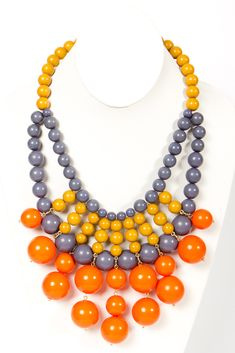 Bright Bauble Necklace