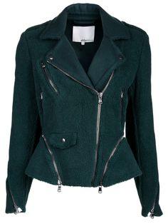 3.1 PHILLIP LIM Motor cross jacket