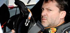 Yikes! You don't want to be on Tony Stewart's bad side...