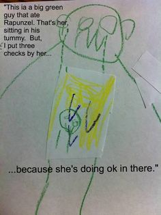 Funny Kids Drawings (8)