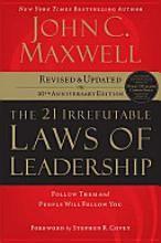 books, leadership book, 21 irrefut, john maxwell, irrefut law, read, favorit book, john c maxwell