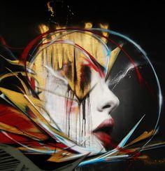 Inspiring Street Art from L7m
