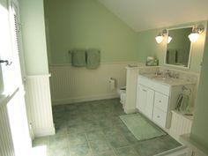 beach bathroom half bath - Bing Images