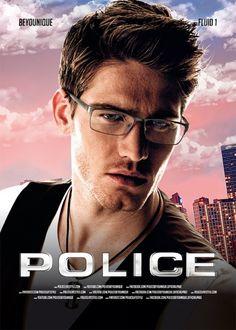 Police eyewear