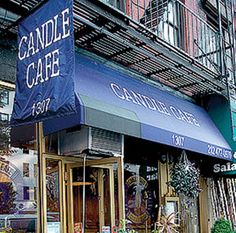 NYC - Candle Cafe!!