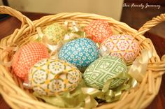 easter egg decoupage  for #Easter #Holiday Follow my Easter Board http://pinterest.com/juliewolfskype/easter/