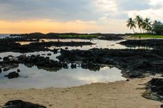 Keiki Ponds, Kona HI | Hawaii Pictures of the Day