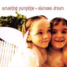 Rock Album Artwork: Smashing Pumpkins - SIAMESE DREAM