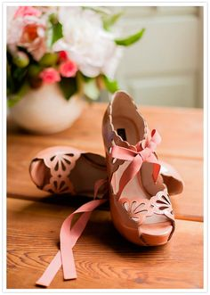 Way cute and girly shoes
