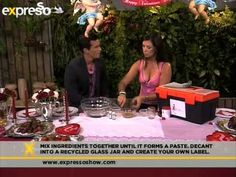 Eco Diva : Sexy sugar rub (14.2.2013) - YouTube