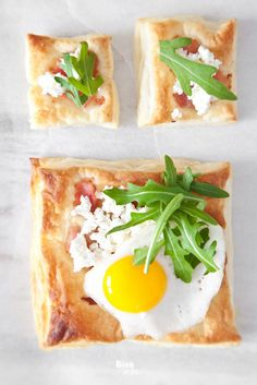 Breakfast tarts. So much good on one little square.