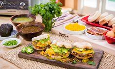 @Home and Family - #Recipes - @Cristina Ferrare: #HuevosRancheros #Sandwiches | #HallmarkChannel