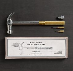 Gam 6-in-1 Hammer $20  Cute & Functional