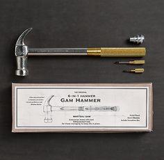 Gam 6-in-1 Hammer $20  Cute & Functional tool, 6in1 hammer, gift idea, gam 6in1