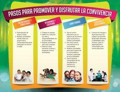 Brochure de promoción  del programa convivir (unicef Costa Rica : http://www.unicef.org/costarica/media_21757.htm)