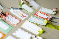 freebie download : gift tags!