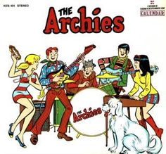 Loved The Archies!  Sugar ... awwww, honey, honey ... !