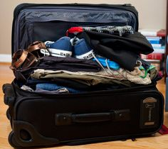 How to pack for 10 days in a Carry-on!