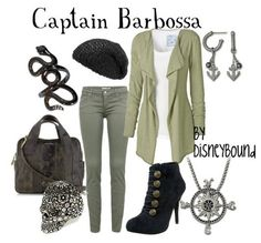 boot, disney inspired outfits, cloth, bag, inspir outfit, captain barbossa, disney bound, shoe, disney fashion