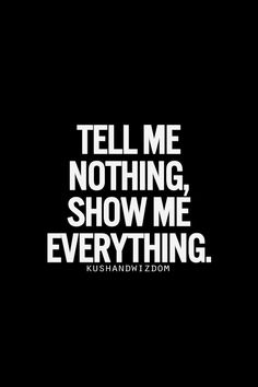 You don't have to say anything to tell me what's on your mind. Actions are everything and everything was fake