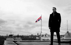 Bond #Skyfall