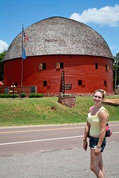 The Round Barn, Arcadia OK