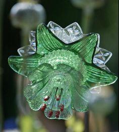 Glass Flowers by Washington Artist MIKE URBAN