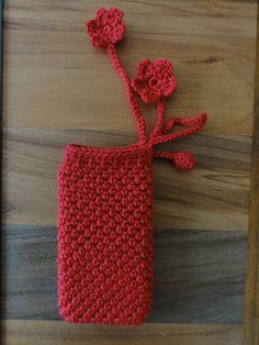 iphone case #crochet