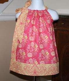toddler Pillowcase Dress SALE WAS 1999 NOW 1500 by BlakeandBailey, $15.00