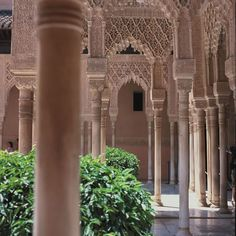 The Alhambra, by day