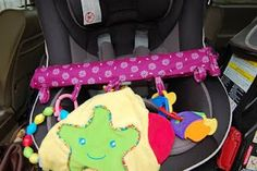 Great idea for larger car seats!