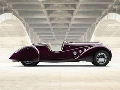 1937 Peugeot 402 Darl'mat Special Sport