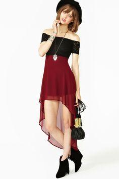Juliet Tail Dress