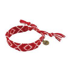 Alpha Omicron Pi Friendship Bracelet $9.50 #Greek #Sorority #Accessories #AlphaOmicronPi #AOPi #FriendshipBracelet #Jewelry #BackToSchool