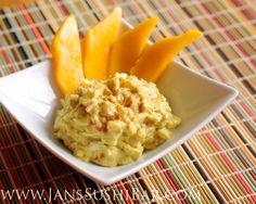salad featur, eggs, spici avocado, food, spici salsa