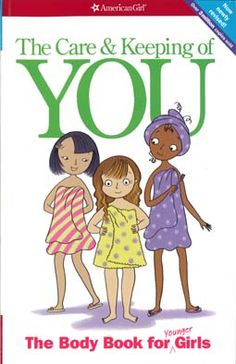 Care and Keeping of You: The Body Book for Younger Girls, Revised Edition Terrific before, but now even better!   Information is direct, straight forward and to the point.  Wonderful reading for girls on the spectrum,